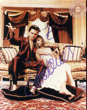 Romeo and Juliet Cast Autograph Photo - Leonardo DiCaprio - Claire Danes - COA