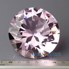 HOT Big 60mm Crystal Pink Paperweight Cut Glass Large Giant Diamond Jewel