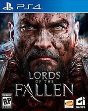 Lords of the Fallen (Sony PlayStation 4, 2014) disc only