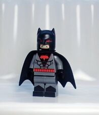 A498 Lego CUSTOM PRINTED DC EARTH 2 INSPIRED THOMAS WAYNE BATMAN MINIFIG Robin