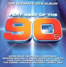 Various Artists : Very Best of the 90's CD