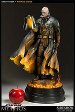 Star Wars: Sideshow Mythos DARTH VADER statue - RARE (boba fett/stormtrooper)