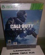 COMPLETE CALL OF DUTY GHOSTS HARDENED EDITION (XBOX 360) COD