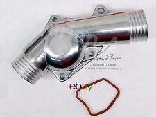 BMW E34 E36 ALUMINUM Thermostat Housing Cover w/Gasket