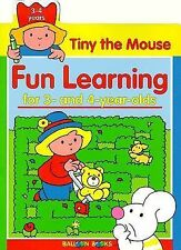 Tiny the Mouse Fun Learning for 3 and 4 Year Olds (Balloon)