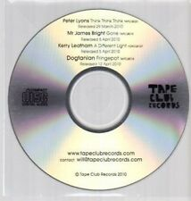 (AU294) Tape Club Records, sampler - DJ CD