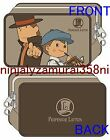 Professor Layton and the Eternal Diva Mobile Pouch Luke Authentic
