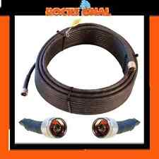 Wilson 400 75' Ultra Low Loss Coax Cable N+/+ 952375