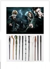 LED Harry Potter Hermione Dumbledore Sirius Voldemort Magic Wand In Gift Box !$