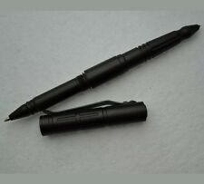 Tactical Defender Self Defence Pen Glass Breaker Tool - Black