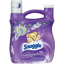 Snuggle Exhilarations Liquid Fabric Softener, White Lavender & Sandalwood Twist