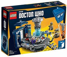 21304 LEGO Ideas: Doctor Who