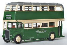 36001 EFE Leyland RTL Double Deck Bus Chieftain Hamilton 1:76 Diecast New UK
