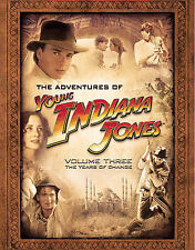 The Adventures Of Young Indiana Jones Volume 3 Three ~ BRAND NEW DVD SET