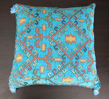 Pillow Turkish Pillow Gobelin Fabric Made Pillow 17.3″X17.3″(86)