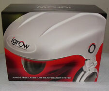 iGrow Hand Free Laser LED Light Therapy Hair Regrowth Rejuvenation