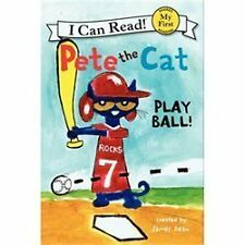 My First I Can Read: Play Ball! by James Dean (2013, Paperback)
