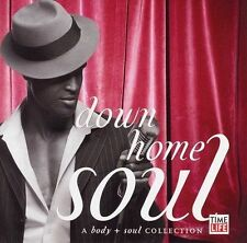 Body and Soul: Down Home Soul by Various Artists (CD, Dec-2005, Time/Life Music)