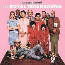 The Royal Tenenbaums [Expanded] by Original Soundtrack (CD, Jul-2002, Hollywood)