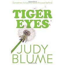 Los Ojos del Tigre, Blume, Judy, Libro Nuevo