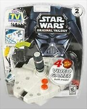 NEW Star Wars Original Trilogy Plug-N-Play Video TV 4 Games Electronic Toy