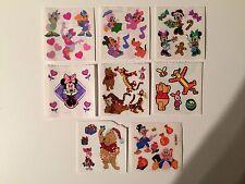 Sandylion rare Disney shiny sticker lot