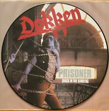 "Dokken - Back In The Streets: Picture Disc (12"" Maxi-Single EP Germany 1989)"