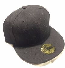 Kaws Original Fake x New Era 59FIFTY Cap Size 7 1/2 in Blac X Pattern Companion