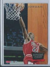 * MICHAEL JORDAN * 1993/94 NBA HOOPS SUPREME COURT INSERT