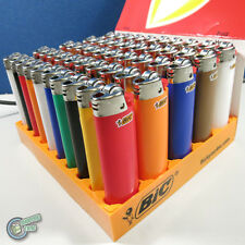 50 Bic cigarette lighters wholesale display of fifty, no.1 lighter in Australia