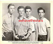 Vintage Dickie Moore Tommy Cook Jimmy Lydon '49 BAD BOY Publicity Portrait