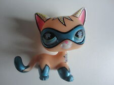 LPS Littlest Pet Shop SAN DIEGO Comic Con Masked Superhero CAT CHAT N° #