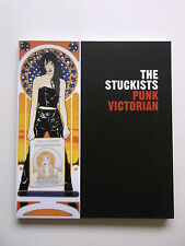 STUCKISM STUCKISTS PUNK VICTORIAN ARTISTS PAINTERS ABSOLON GURU MACHINE THOMPSON
