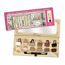 THE Balm COSMETICS nude Tude Eyeshadow Palette-UK Venditore - 100% AUTENTICO