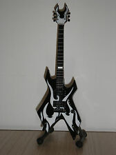 MINI CHITARRA (guitar) - KERRY KING (SLAYER) - B.C. RICH BEAST KK WARTRIBE
