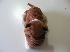 "7"" plush bean bag Full of Beans: Puppy Dog doll, good condition"