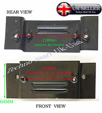 NEW ROYAL ENFIELD MOTORBIKE FRONT NUMBER PLATE HOLDING FIXING BRACKET HOLDER @UK