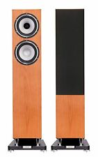 Tannoy Revolution XT 6F Speakers (Pair) - Medium Oak - Brand New