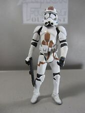 "COMBAT ENGINEER CLONE TROOPER Star Wars Saga Collection 3.75"" Action Figure Toy"