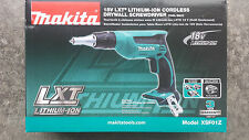Makita XSF01Z 18V LXT Lithium-Ion Cordless Drywall Screwdriver Tool Only NEW NIB