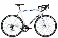 2012 Cervelo R3 Road Bike 58cm XL Carbon SRAM Rival Fulcrum