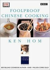 Ken Hom's Foolproof Chinese Cooking DK Publishing Hardcover