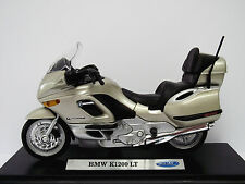 Speed/TOP, BMW K 1200 LT, Motorrad, Moto, Bike, Motorcycle, WELLY 1:18