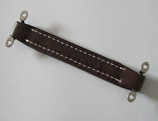 Guitar Vintage Ampeg/MESA/VOX/Fender Style AMP Amplifier Leather Handle Brown