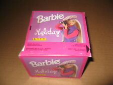 Barbie Holiday Stickers Box Panini