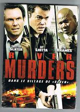 RIVER MURDERS - RAY LIOTTA & CHRISTIAN SLATER - 2011 - DVD - NEUF NEW NEU