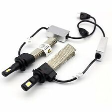 White 60W 6400LM H7 Car LED Driving HEADLIGHT Conversion Bulb Beam Kit 6000K UK