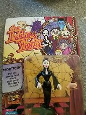 Set Of 6 Addams Family Animated Action Figures 1992 Playmates Pugsley Lurch