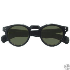 Sunglasses round  Epos Argos N black 45 26 140 g15 lens   new