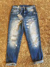 GSTAR Davin 3D High Boyfriend Women Jeans Size 927